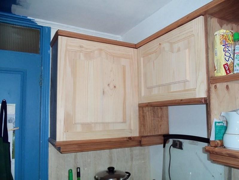 Fabricación Muebles de Cocina — Remodelaciones Finas